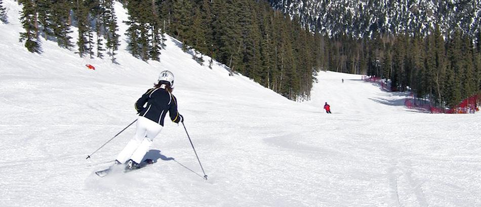 Taos Ski Trip